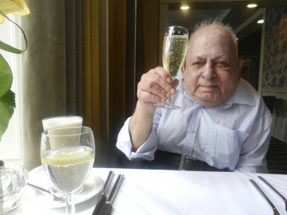dad champers