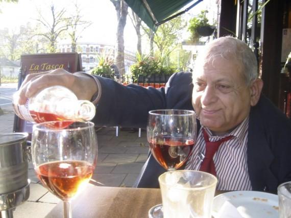 dad wine