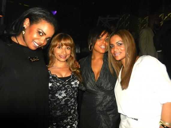 girls at crystal club