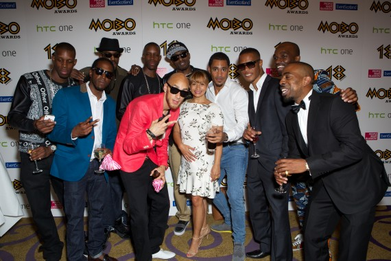 MOBO nominations 2013