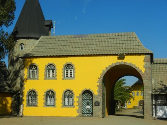 GERMAN TOWNHOUSE