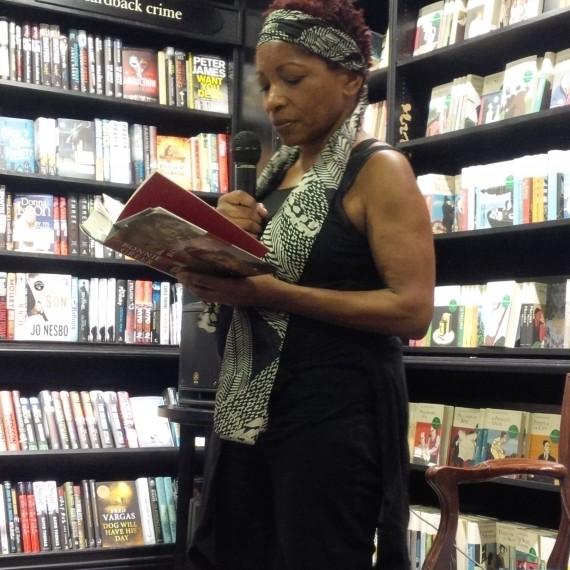 Bonnie reading