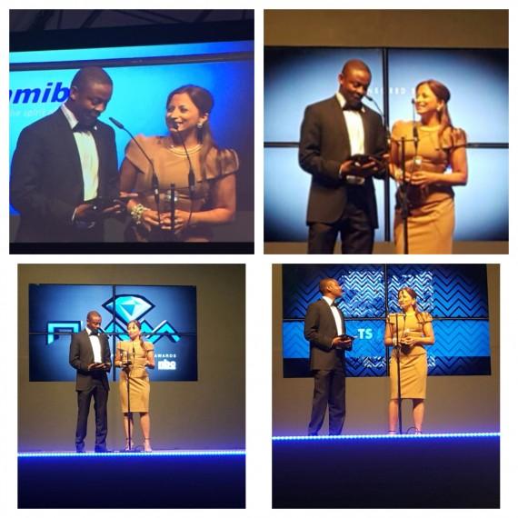 present award nama2015