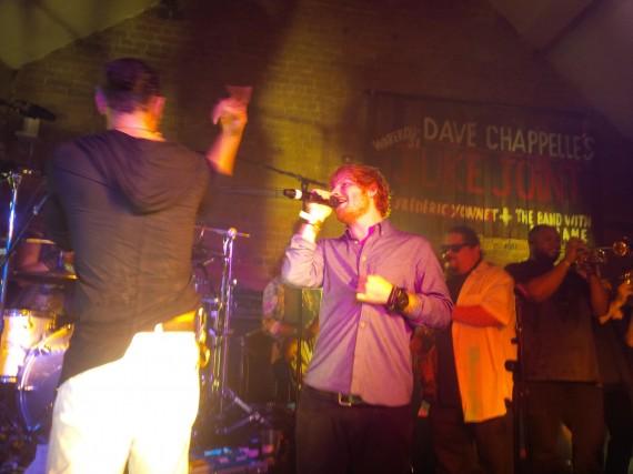 ed sings
